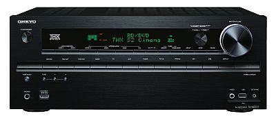 Amplificateur Home-Cinéma 3D 7.2 Onkyo TX-NR717