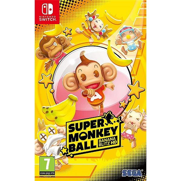 [Précommande] Super Monkey Ball Banana Blitz HD sur Nintendo Switch