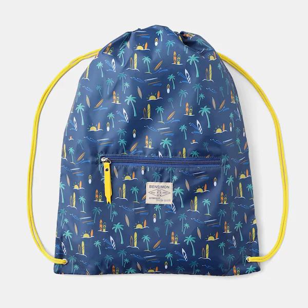 Sélection sacs et cartables en promotion à -50% - Ex : Bensimon X Monprix Sac de piscine (Bleu)