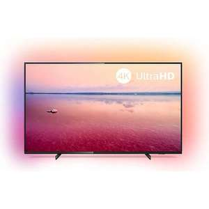"TV 55"" Philips 55PUS6704 - 4K UHD, HDR10+, LED, Ambilight 3 côtés"