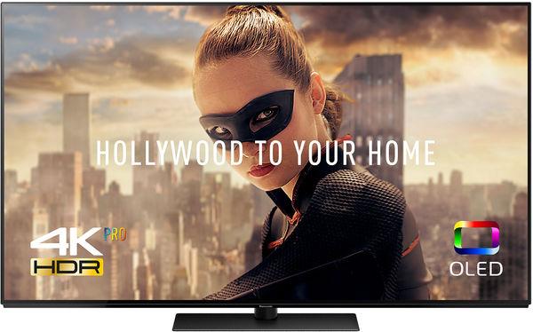 "TV 55"" Panasonic TX-55FZ800E - 4K UHD, OLED (vendeur tiers)"
