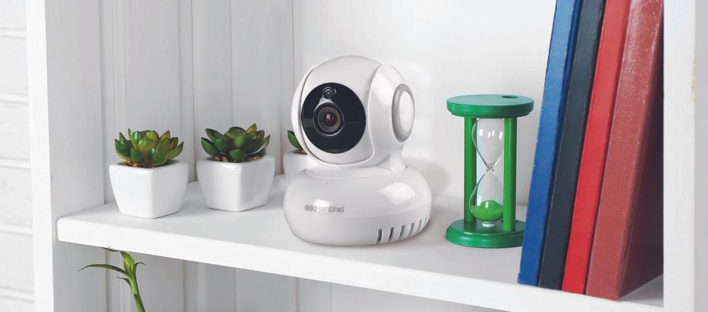 Caméra de surveillance rotative WiFIEye HD