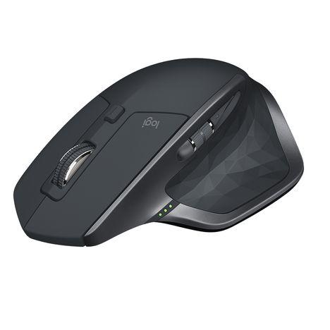 Souris sans fil Logitech MX Master 2S - Bluetooth, Noire