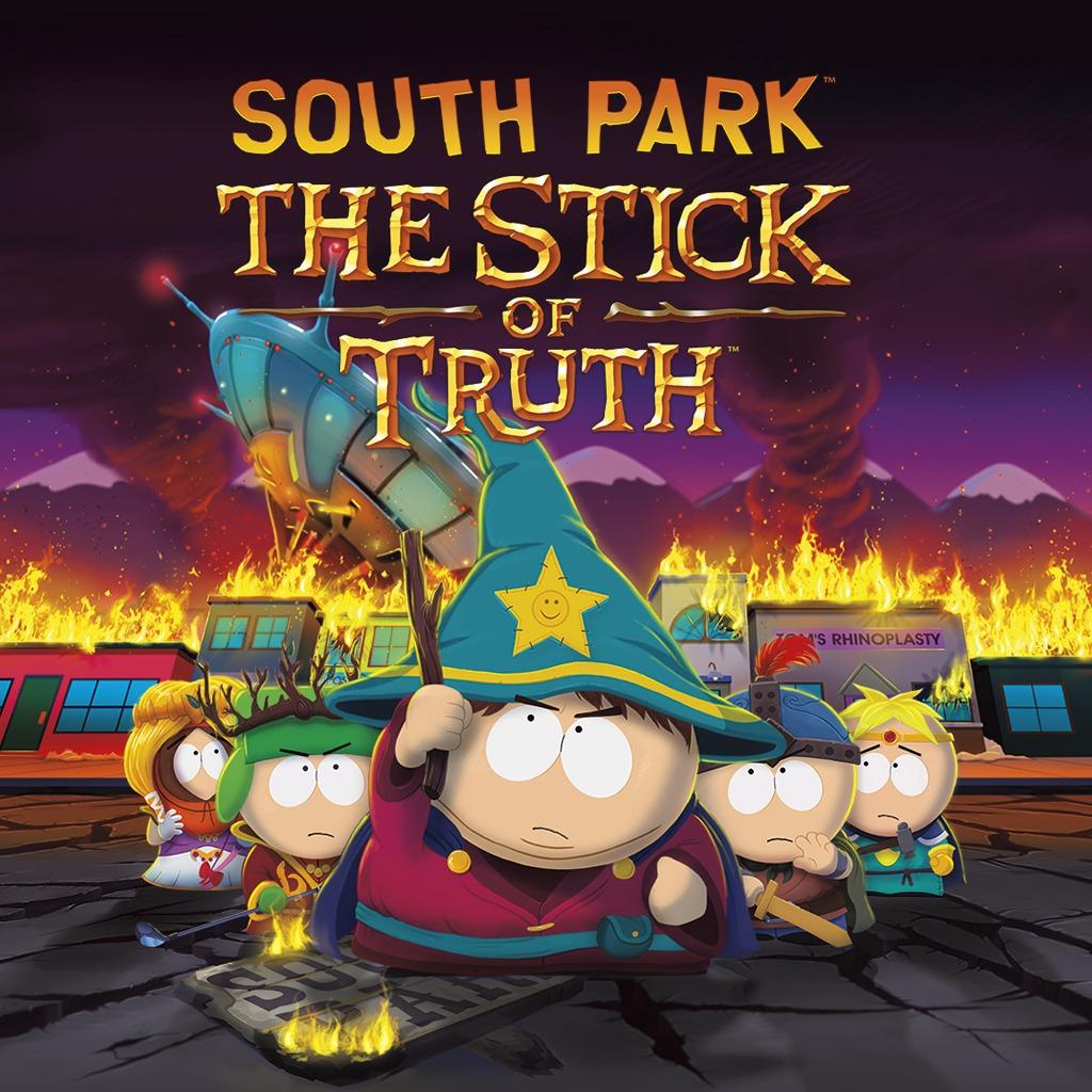 South Park: Le bâton de la vérité sur PC (Dématérialisé)