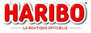 Frais de port offerts sur la boutique Haribo (sans minimum d'achat)