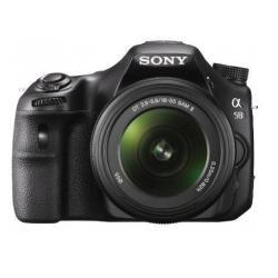 Pré-commande : Appareil photo reflex Sony SLT-A58K  20,1 Mpix + Objectif 18-55mm F3,5-5,6