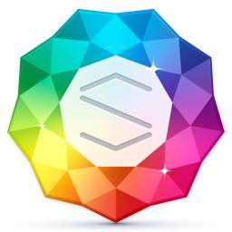 Application Design Web Sparkle pour MacOS X