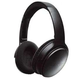 Casque audio sans-fil Bose QuietComfort 35 II - Noir (+24,90€ en superpoints)