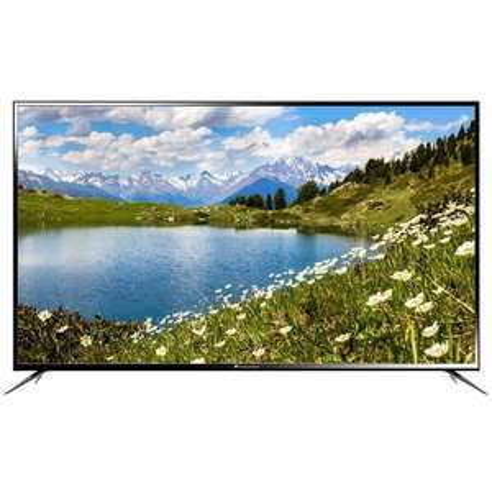 "TV 55"" Continental Edison CELED55319B7 - LED, 4K UHD, 3 HDMI / 1 Optique"