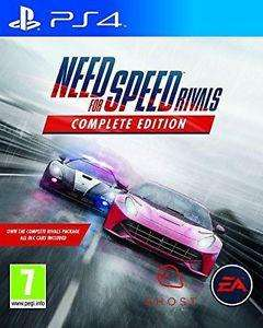 Jeu Need For Speed Rivals sur PS4 - Edition complète