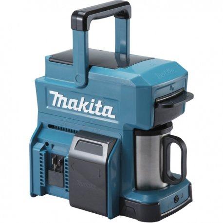 Machine à café Makita DCM501Z - 18 Volts ou 12 Volts Li-Ion (Sans Batterie)