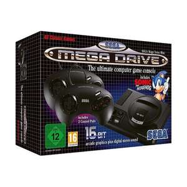 [Précommande] Console Sega Megadrive Mini