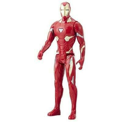 Sélection de Figurines Marvel Avengers Infinity War Titan (30 cm) - Ex : Iron Man