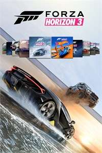 Forza Horizon 3 - Édition Platine + Lot d'extensions (Dématérialisé)