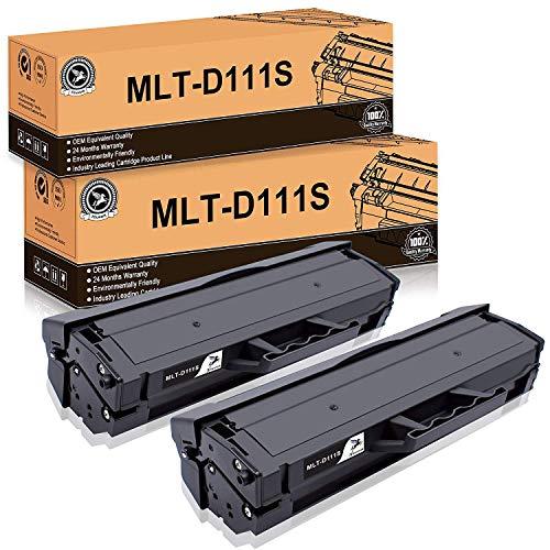 Lot de 2 toners MLT-D111S 1000 pages pour Cartouche Toner Samsung Xpress (vendeur tiers)