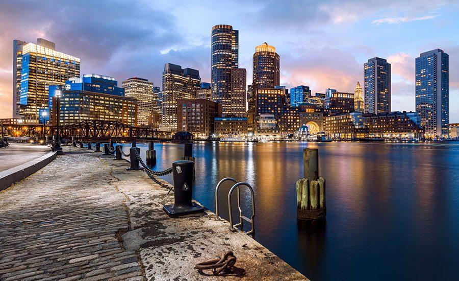 Vol Direct Aller-Simple Paris - Boston (Etats-Unis) dès 99€ avec Bagage de cabine (10 kg) - Ex : Départ le 2 Avril 2020