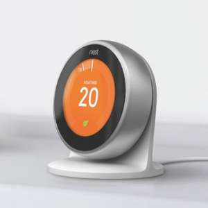 Thermostat Nest Learning Thermostat 3ème Gen + Dock