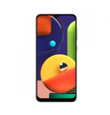"""Smartphone 6.4"""" Samsung Galaxy A50S - Exynos 9611, 6 Go de ROM, 128 Go de ROM, Blanc"""