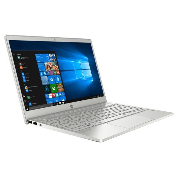 "PC Portable Notebook 13.3"" HP Pavilion 13-AN0047NF - Full HD, i5-8265U, RAM 8 Go, SSD 512 Go, Windows 10, Argent"