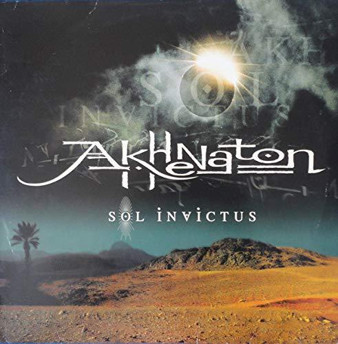 Akhenaton - Sol Invictus (Vinyle 3LP)