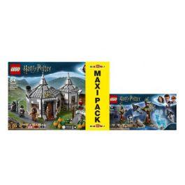 Maxi Pack Lego Harry Potter 75947 + 75945 (59.98€ avec le code WELKOM12860)