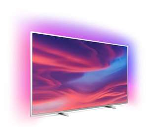 """TV LED 70"""" Philips 70PUS7304/12 - 4K UHD, Ambilight 3 côtés, HDR10+, Android TV"""