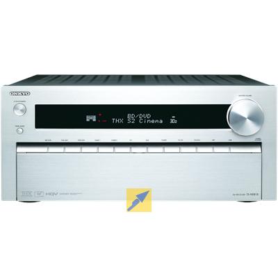 Amplificateur Home-Cinéma Onkyo TX-NR 818