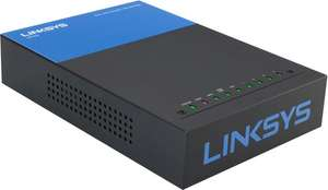 Routeur VPN Linksys Dual WAN Gigabit VPN Router (LRT224)