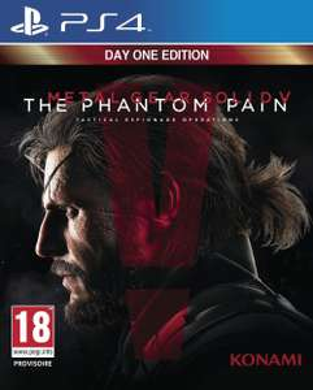 Les 12 offres de Noël - Metal Gear Solid V: The Phantom Pain sur PS4 (Dématérialisé)