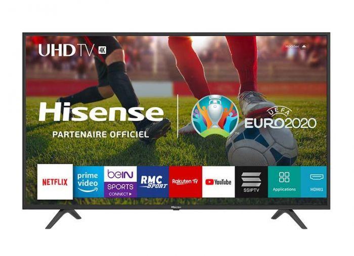 """TV 55"""" Hisense 55B7120 - 4K UHD (via ODR de 30€)"""