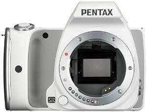 """Reflex Numérique Pentax K-S1 Écran 3"""" - 20 Mpix - Blanc"""