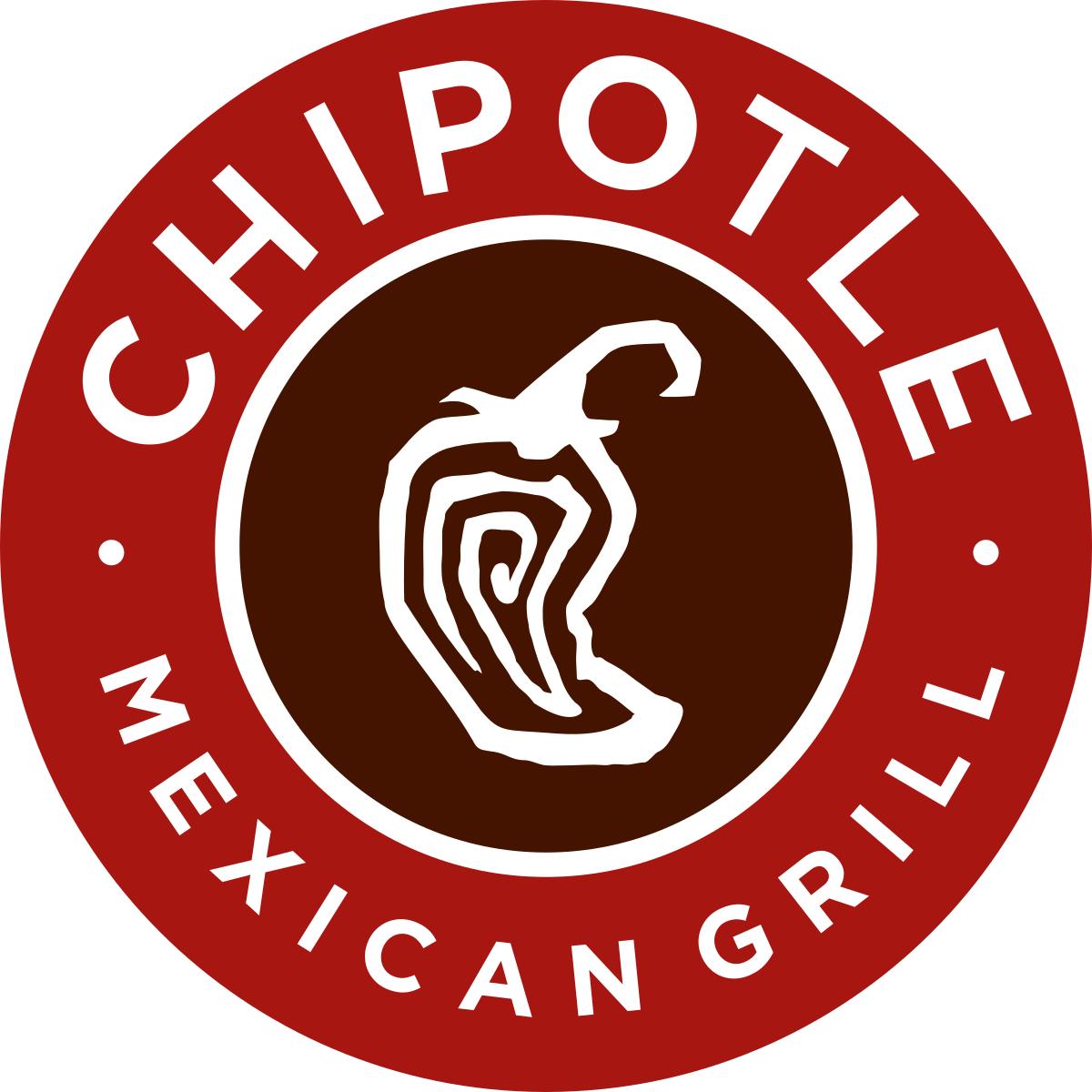 Bon pour un plat acheté (bowl, burrito, salade ou tacos) = le même plat offert - Chipotle Mexican Grill