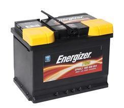 20% de réduction sur les batteries Energizer - Ex : Batterie auto Energizer Premium Plus EP60-L2 (60Ah 540A)