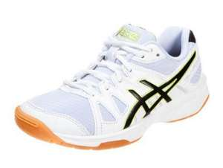 Sélection de chaussures en promotion - Ex : Chaussures de volley Asics Gel-Upcourt Blanches