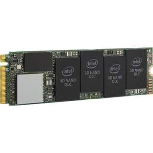 SSD Interne PCI Express 3.0 x4 (NVMe) M.2 Intel 660p Series - 1 To (79.94€ avec le code WELCOMESEP)