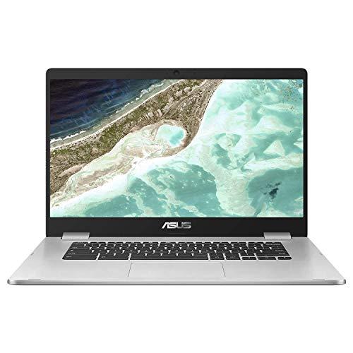 "PC portable tactile 15"" full HD Asus Chromebook C523NA A20071 - Celeron N3350, 8 Go de RAM, 64 Go en eMMC, Chrome OS"