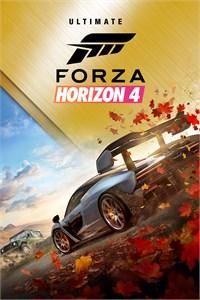Jeu Forza Horizon 4 Édition Ultime sur PC & Xbox One (Dématérialisé, Xbox Play Anywhere)
