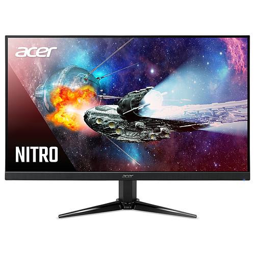 "Ecran PC LED 23.8"" Acer Nitro VG240YPbiip - IPS, Full HD, 1ms, 144hz, FreeSync (170,14€ avec NESPROMO)"