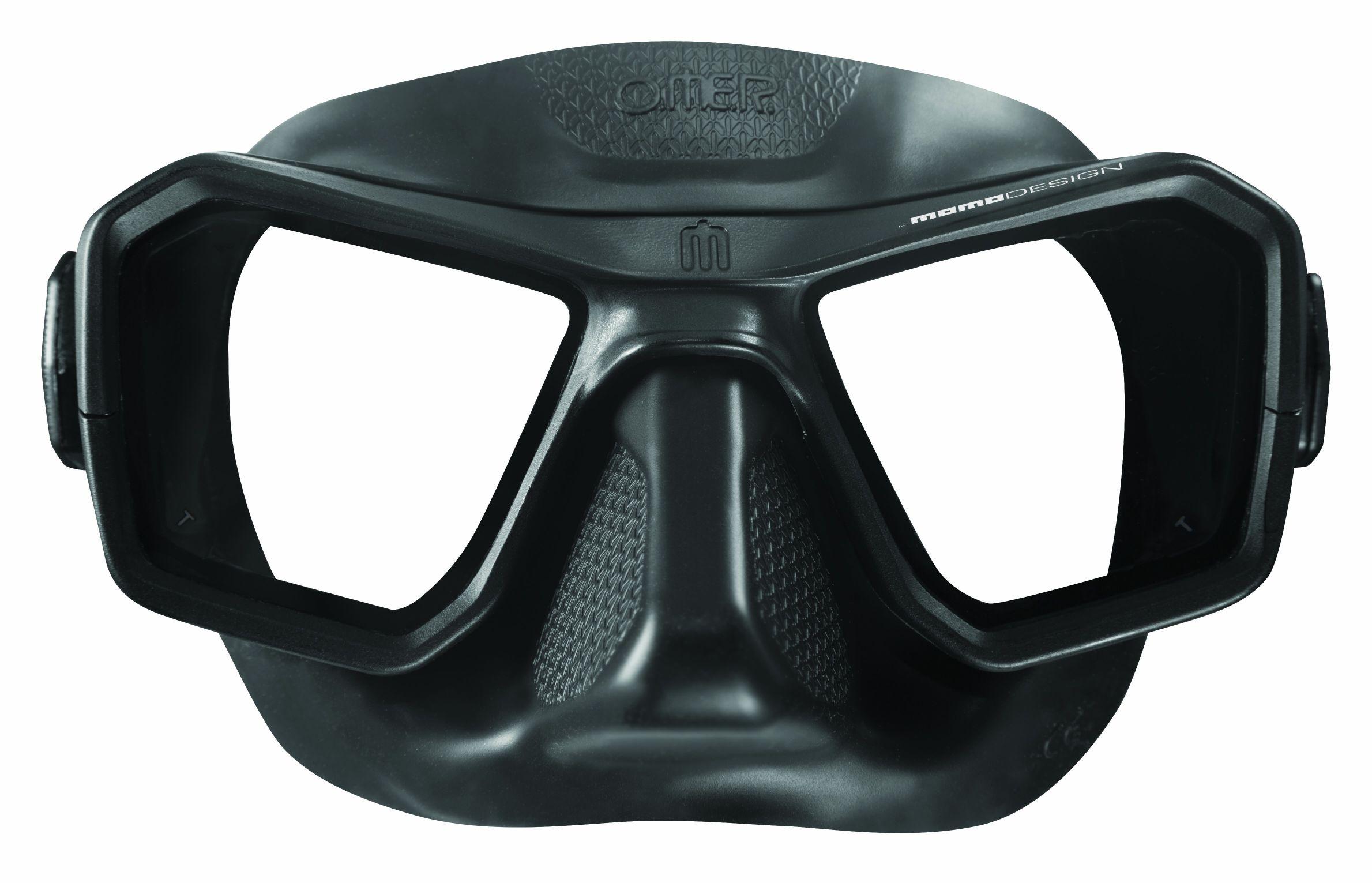 Masque Omer Aqua pour l'Apnée ou la Chasse Sous-marine (commandable dès 20€ d'achat)