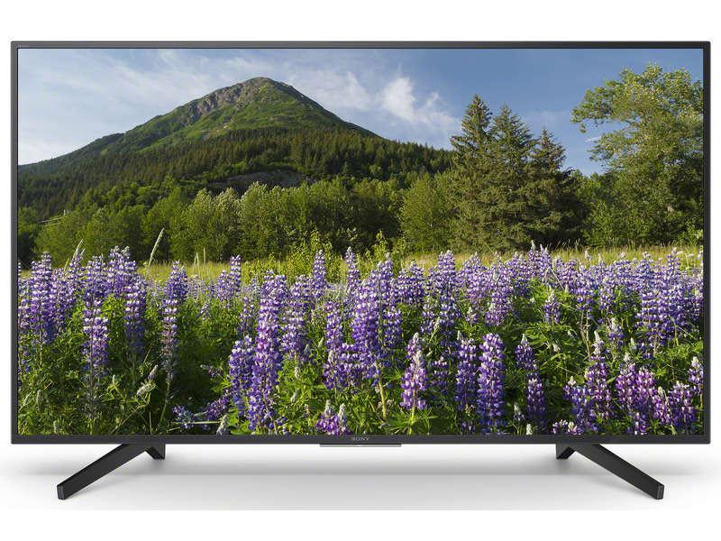 "TV LED 65"" Sony KD65XF7005 - 4K UHD, Smart TV"