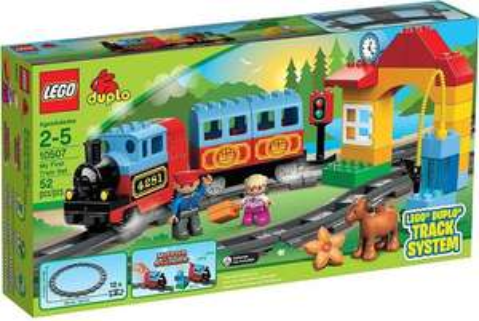 Lego Duplo 10507 - Mon premier train