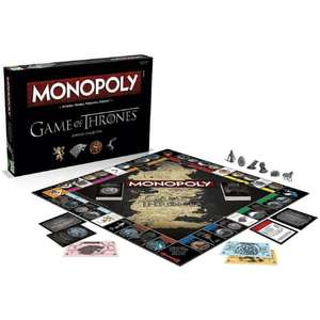 Jeu Monopoly Game of Thrones