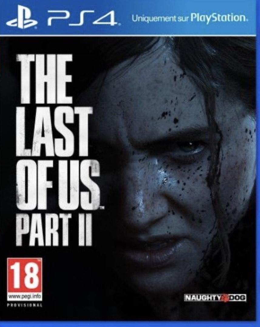 [Précommande] The Last of Us Part 2 sur PS4