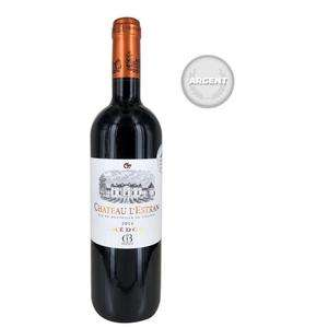 Bouteille de vin Chateau L'Estran 2014 AOC Medoc Cru Bourgeois