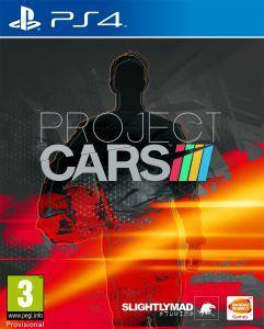 Jeu Project cars sur PS4