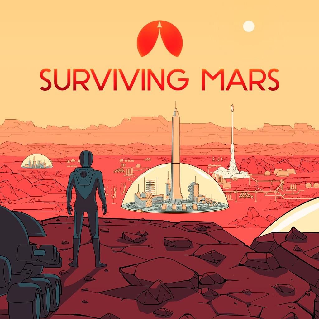Jeu Surviving Mars + DLC Space Race Gratuit sur PC (Dématérialisé)