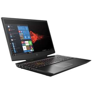 "PC Portable 17,3"" HP Omen 17-CB0041NF - FHD 144 Hz, i7-9750H, HDD 1 To, SSD 512 Go, RAM 16 Go, RTX 2070 (8 Go) + Call of Duty Modern Warfare"