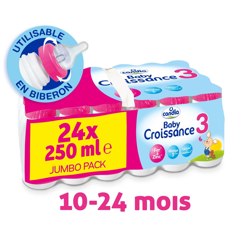 Pack de Lait de croissance Candia Baby - 24  x 25 cl (Via Shopmium)