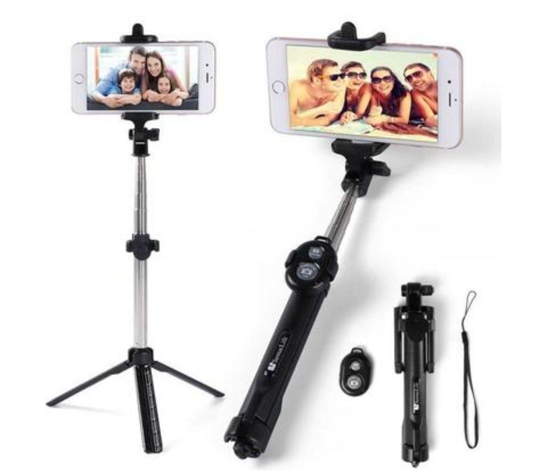 Selfie Stick / Trépied compatible IOS & Android - Bluetooth (Vendeur Tiers)
