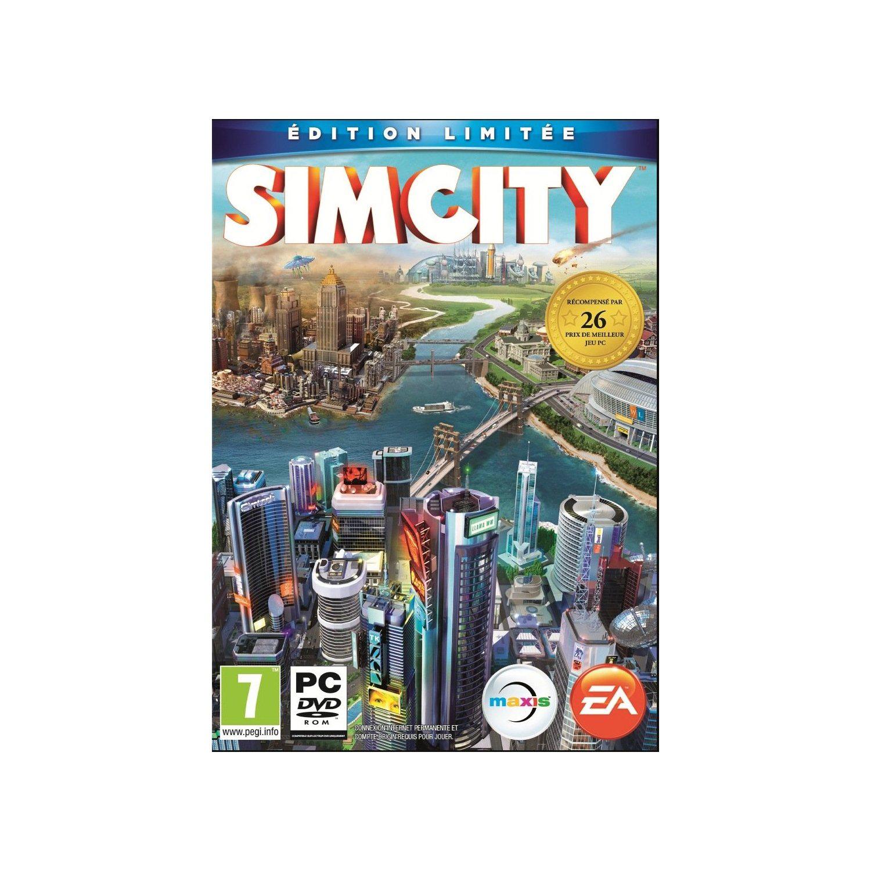 SimCity - Édition limitée [PC] - Version Dématérialisée